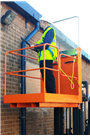 IAP-6 Forklift Access Platform (Lift-up Bar access)