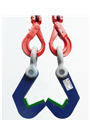 Pipe Hooks,  Capacity per pair 8 tonne with surface protection