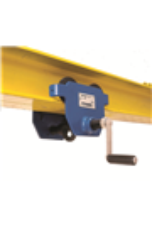 Tractel CORSO 10000kg Push Beam Trolley