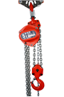 Elephant Chain Block Hoist 5 tonne, 3mtr to 20mtrs