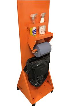IMSS-1 Mobile Sanitation Station