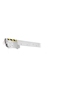 1750kg Aluminium Gantry, 2mtr beam, 1600-2200mm