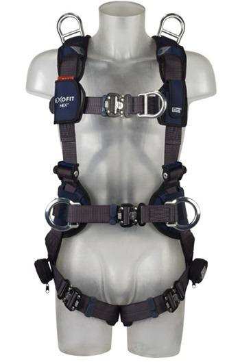 3M DBI-SALA ExoFit NEX Rescue Harness with Belt