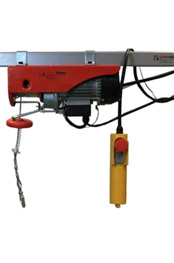Electric Wire Hoist 500kg, 240volt x 18mtr HOL