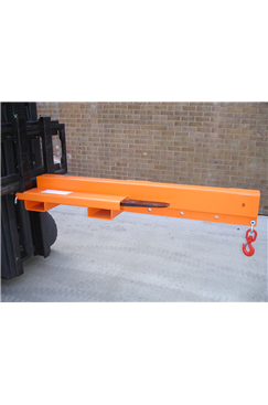 4tonne Low Profile Fork Mounted Jib