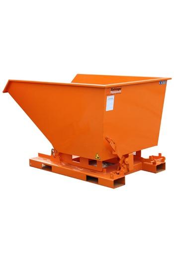 Eichinger 2013.12 1200ltr Forklift Tipping Skip