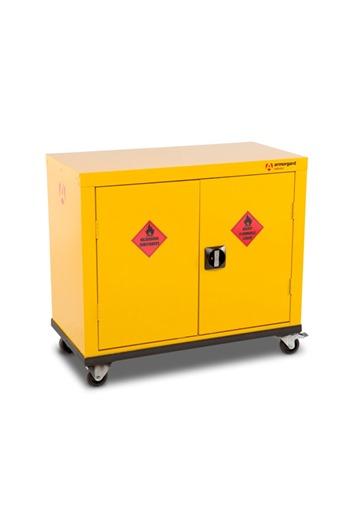 Armorgard HMC1 SafeStor Mobile Hazardous Cabinet