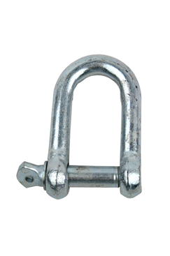 Commercial D Shackle (Untested)