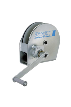 Pfaff LB Stainless Steel 650kg Wire Rope Hand Winch
