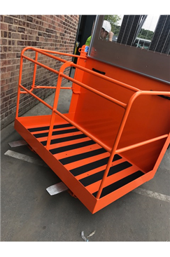 2 Person Forklift Access Platform