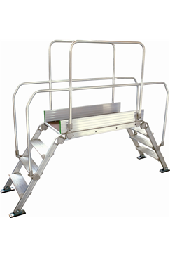 Industrial Bridging Steps 120x53cm Platform