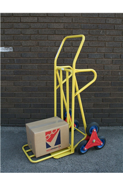 100kg Stair Sack Truck With Folding Extension Plate