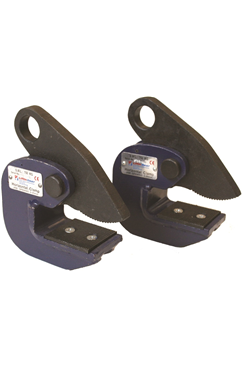 LiftinGear Horizontal Plate Clamp sizes from 1.5t to 5t (p/p)