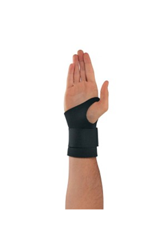 Ergodyne MEDIUM Ambidextrous Wrist Support Single Strap