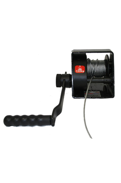 Hand Winch,A, WLL 500 kg, Lengths 10m, 20m, 25m.