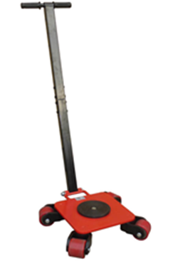 3000kg Heavy Duty 360° Rotating Machine Skate