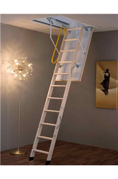 EnviroFold Timber Loft Ladder