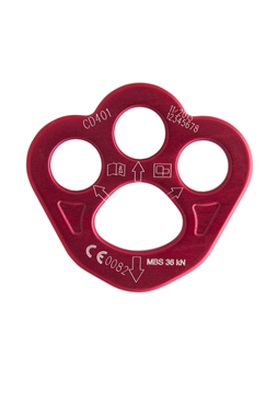 CD401 Small Rigging Plate