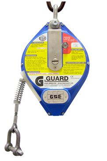 G.Guard 300kg Load Arrestor 10mtr GSE300-10G