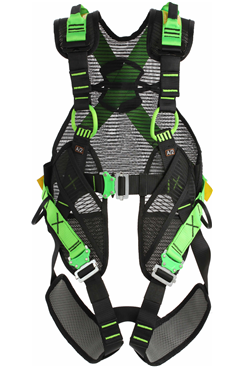 XForce-Ultra Comfort Fall Protection & Rescue Harness