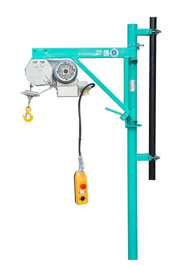 Imer ET200N 200kg Scaffold Hoist 30mtr lift