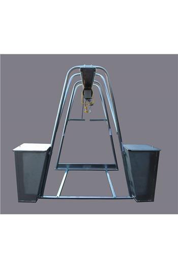 Builders Gantry Hoist 500kg 110volt package
