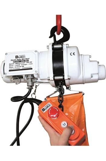 500kg Electric Hoist, 110 Volt