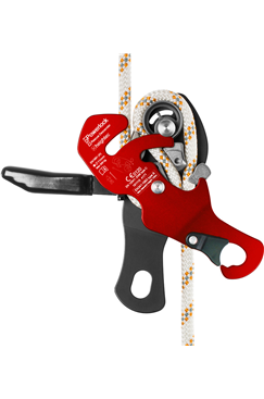 Heightec D321 POWERLOCK Tower Rescue and Evacuation Descender