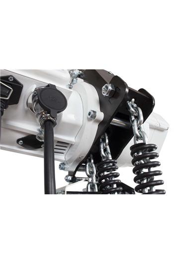 2 Tonne 240volt Electric Chain Hoist 3mtr to 12mtr