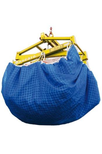 Premium Mesh Protection Net for Crane Fork/Block Grab
