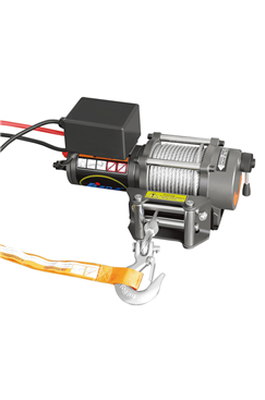 Electric Vehicle / Boat Winch 12vDC 2500LBS (1136kgs)