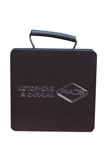 220x220x18mm Flat Caravan Pad