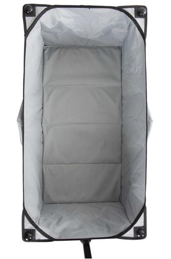 Multi-Purpose Folding Camping Trolley Cart with Big Boy Wheels
