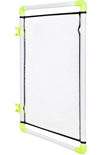 Large Cough / Sneeze Screen / Room Divider, H 204cm L 133cm