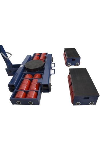 Machine, Load Moving Skate Set 64 tonne