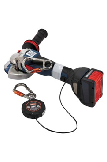 Ergodyne SQUIDS 3011 Retractable Tool Lanyard Dual Carabiner