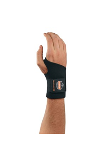 Ergodyne LARGE Ambidextrous Wrist Support Single Strap