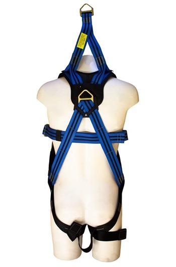 Globestock Quick-Fit Rescue Harness c/w Lightweight Shoulder Yoke
