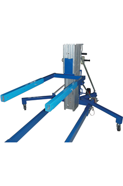 Fork Extensions to Suit LSLGA Material Lift