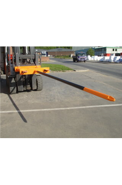 IFIB-3 750kg x 3500mm In-Line Fork Mounted Pole