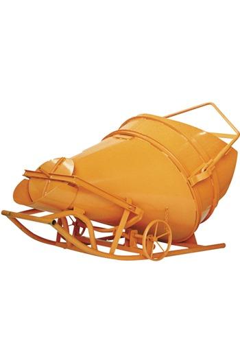 Eichinger 1025H 500ltr Geared Coneflow Concrete Skip
