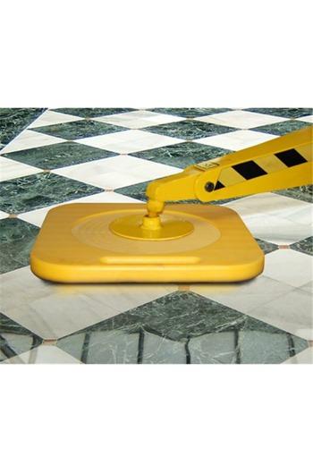 Hi-Pro 750x750x40mm Recessed Outrigger Pad