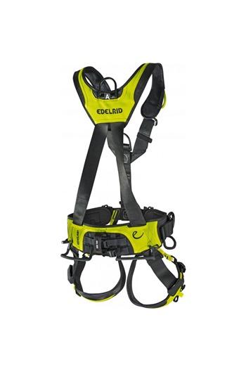 Edelrid Vertic Triple Lock Rope Access Harness