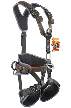 Heightec H001Q APEX Integrated Rope Access Harness