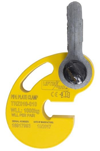 Aluminium Pipe Hooks 1000kg capacity per pair