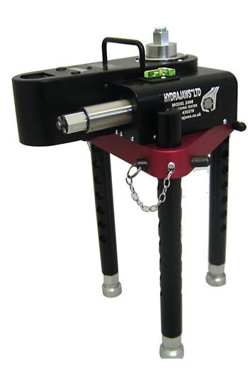 Hydrajaws Model 2008 Heavy Duty Anchor Pull Tester