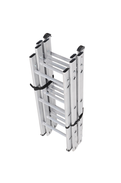 Aluminium Sectional 3x4 Surveyors Ladder