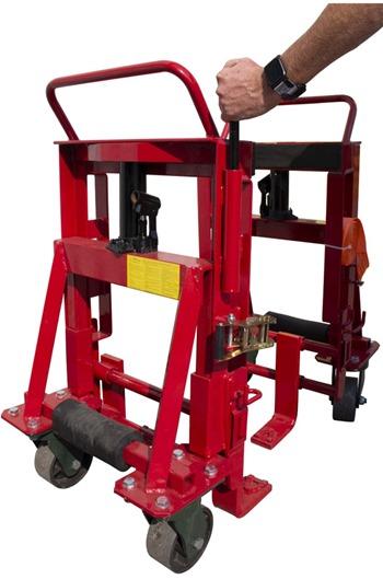 4500kg Heavy Duty Hydraulic Equipment Mover
