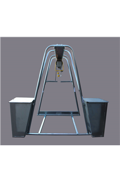 Builders Gantry Hoist 300kg 110volt package