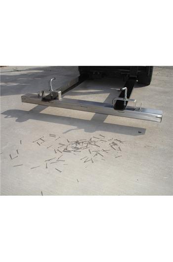 1220mm wide Fork Mounted Magnet